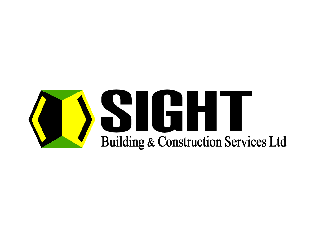 modern masculine logo design for sight building