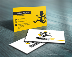 Business Card Design by HYPdesign