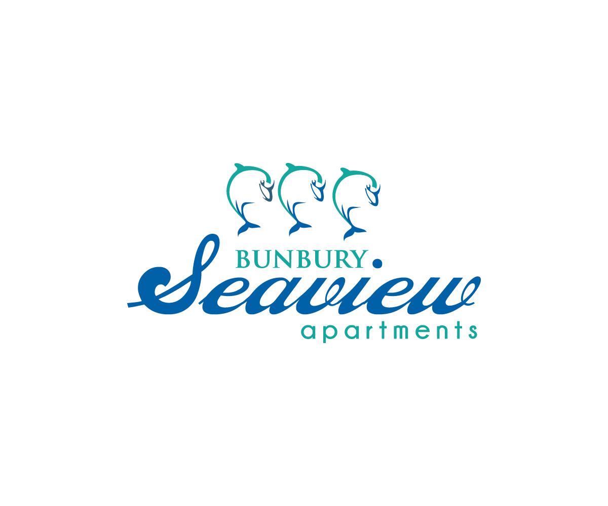 Apartment logo design for bunbury seaview apartments by for Apartment logo design