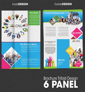 Brochure Design by yganess - CNL