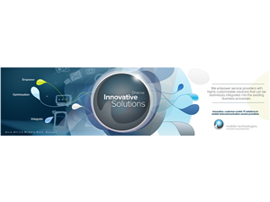 Banner Ad Design by lusaba - Multinational, Mobile Telecommunications Softwa...
