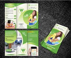 Brochure Design by hih7 - Wischen Brochure