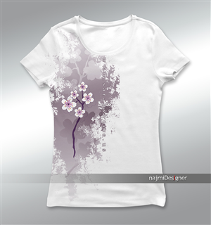 t shirt design design 4366932 submitted to safe home for girls rescued - Designing T Shirts At Home