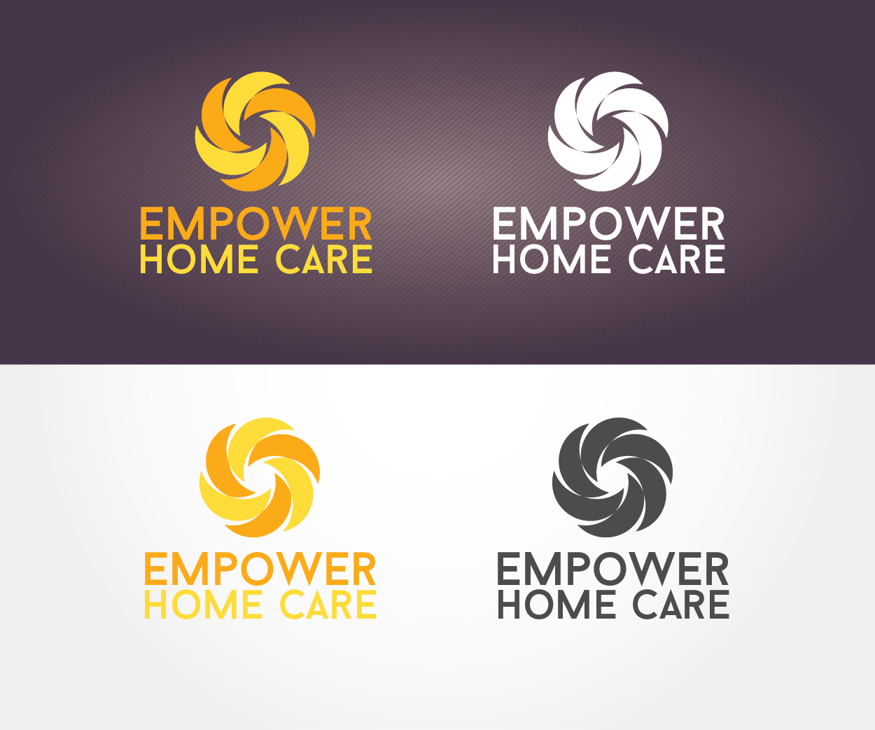 Logo design for mark kresl by vimkrith design 4333620 - Home health care logo design ...