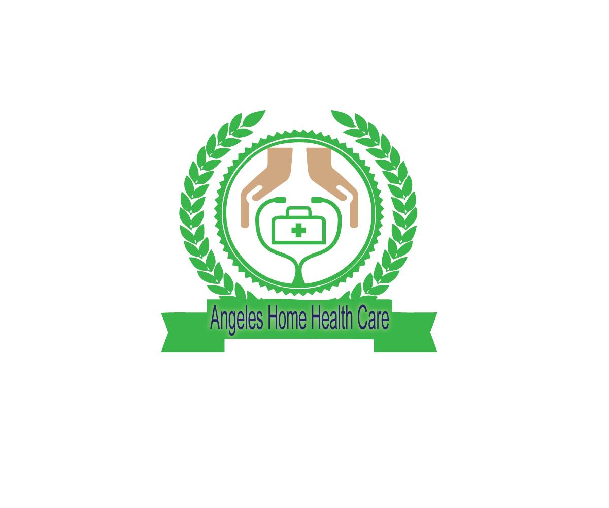 Home Health Care Logo Design For Angeles Home Health Care By Softvitals Design 4345385