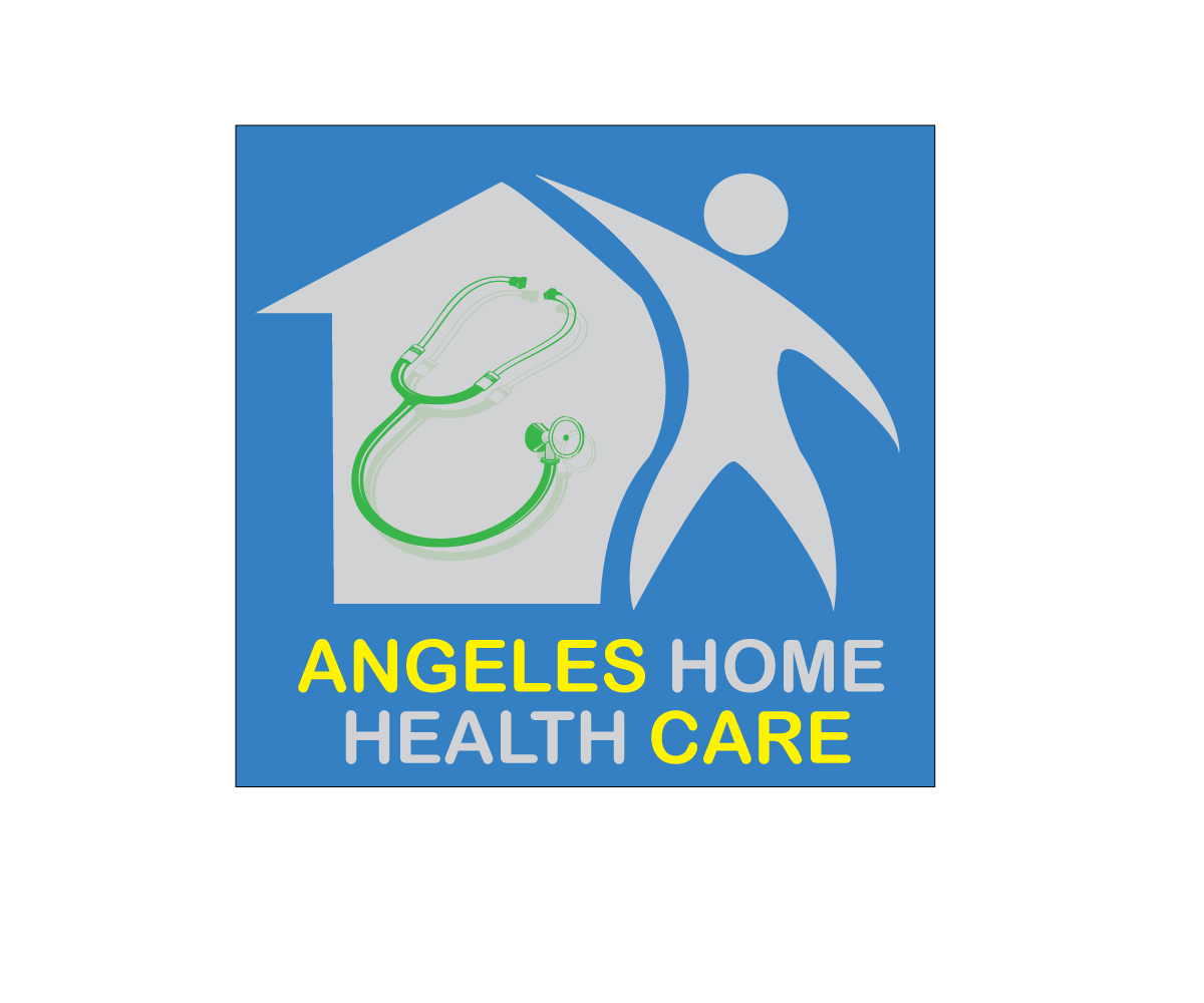 Home Health Care Logo Design For Angeles Home Health Care By Softvitals Design 4348012