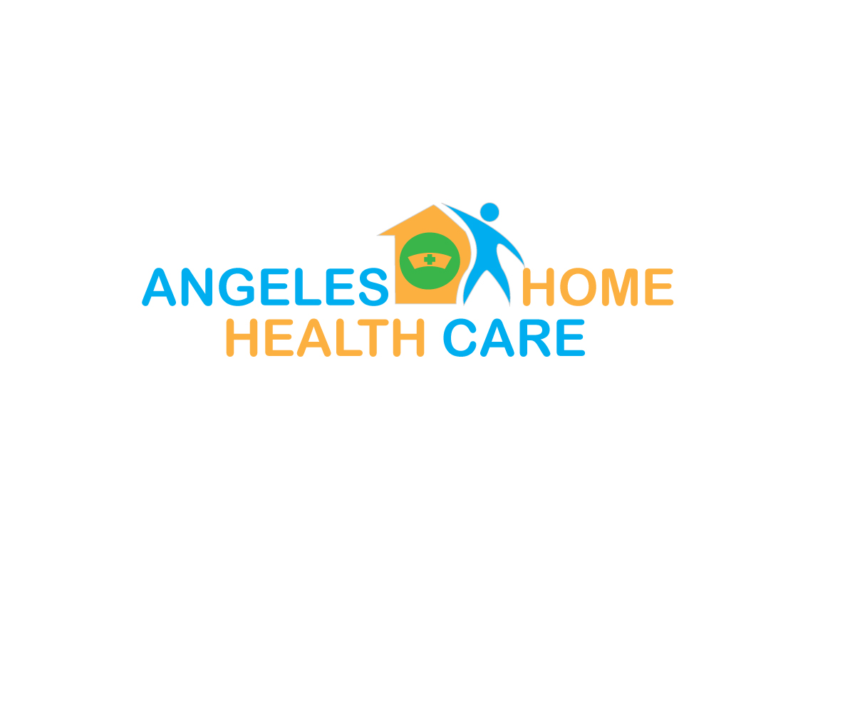 Home Health Care Logo Design For Angeles Home Health Care By Softvitals Design 4348013