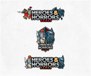 Logo Design by Alexander - New Game/Hobby Store Seeks Logo