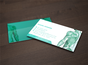 40 business card designs massage business card design project for business card design by tornado for this project design 4338617 colourmoves