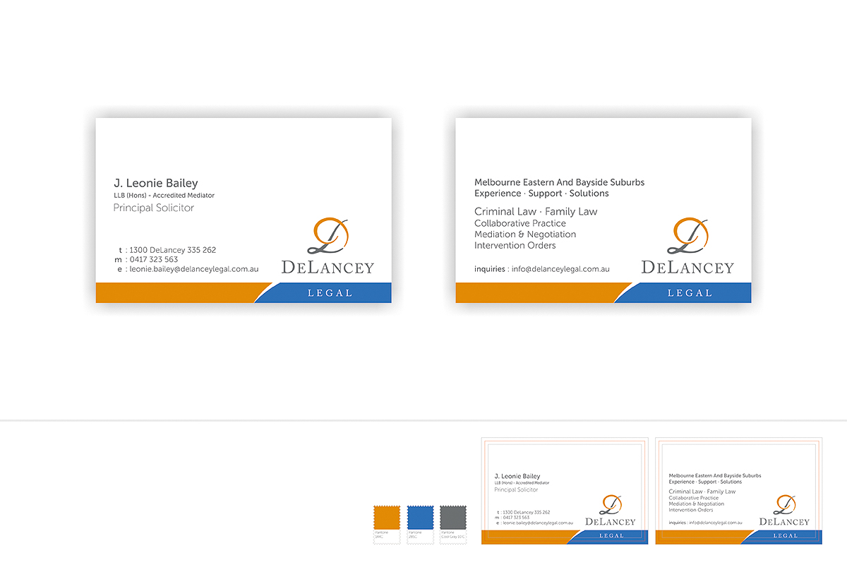 Business business card design for delancey legal by memetalive business business card design for delancey legal in australia design 4419007 colourmoves