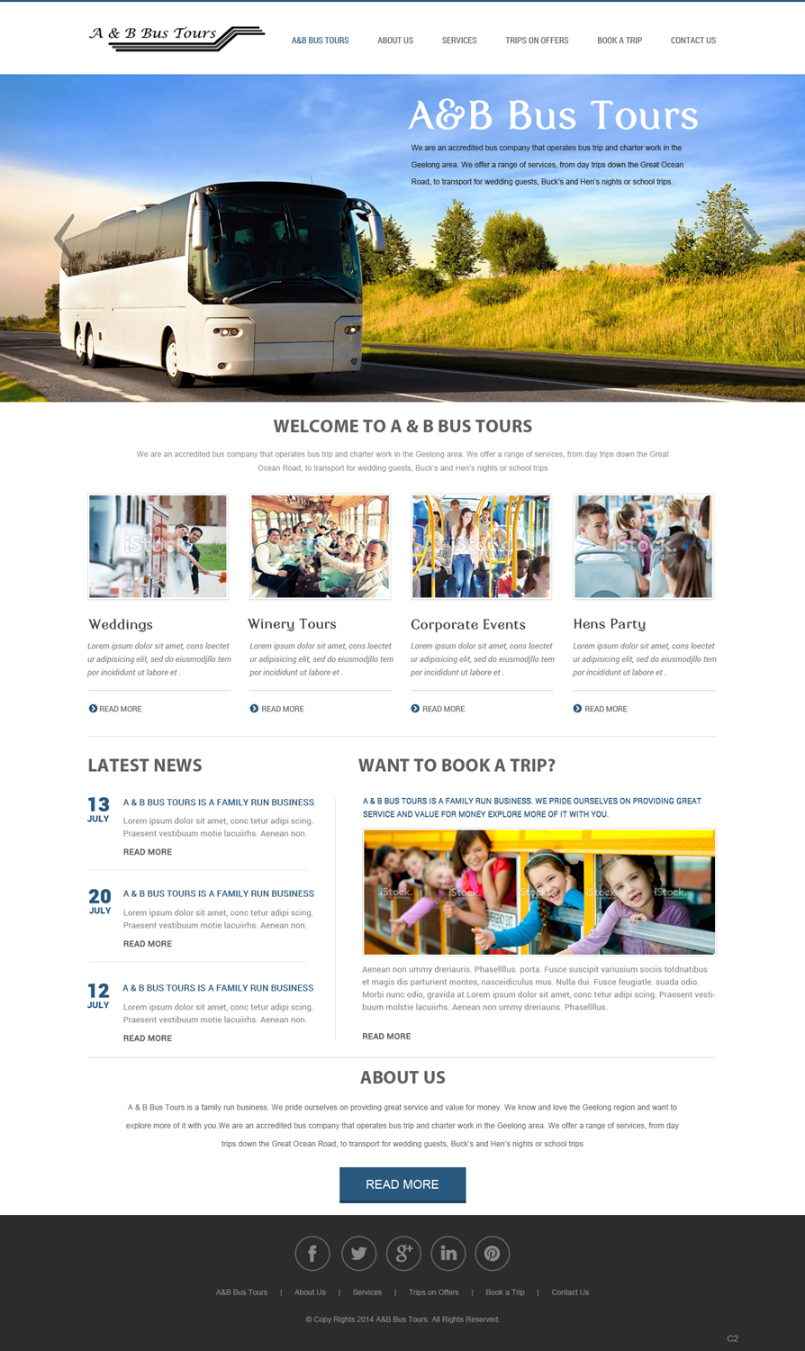 Business Web Design For A Company By Pb Design 4345191