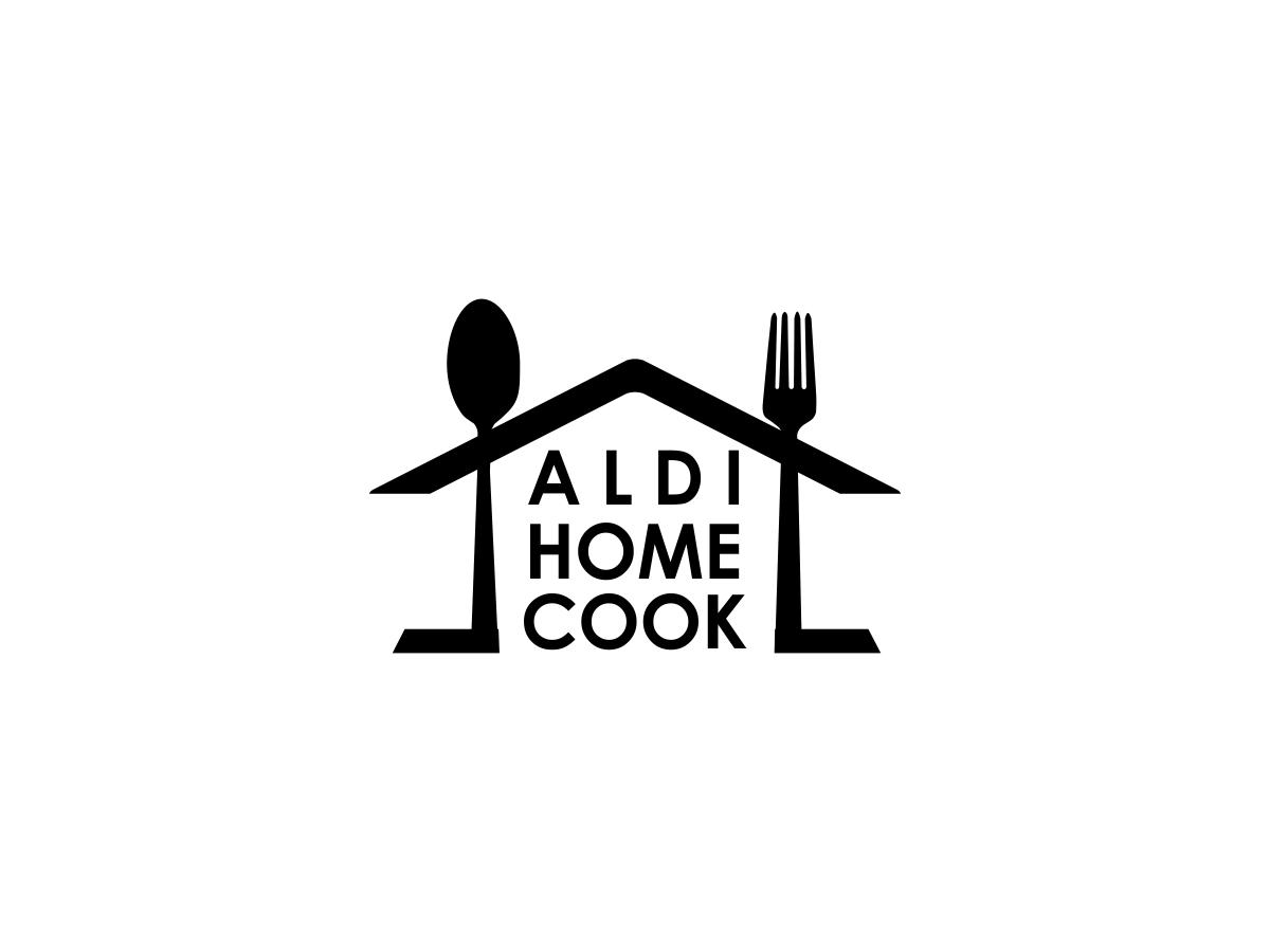 House Logo Design Für Aldi Home Cook Von Pey Design 4335771