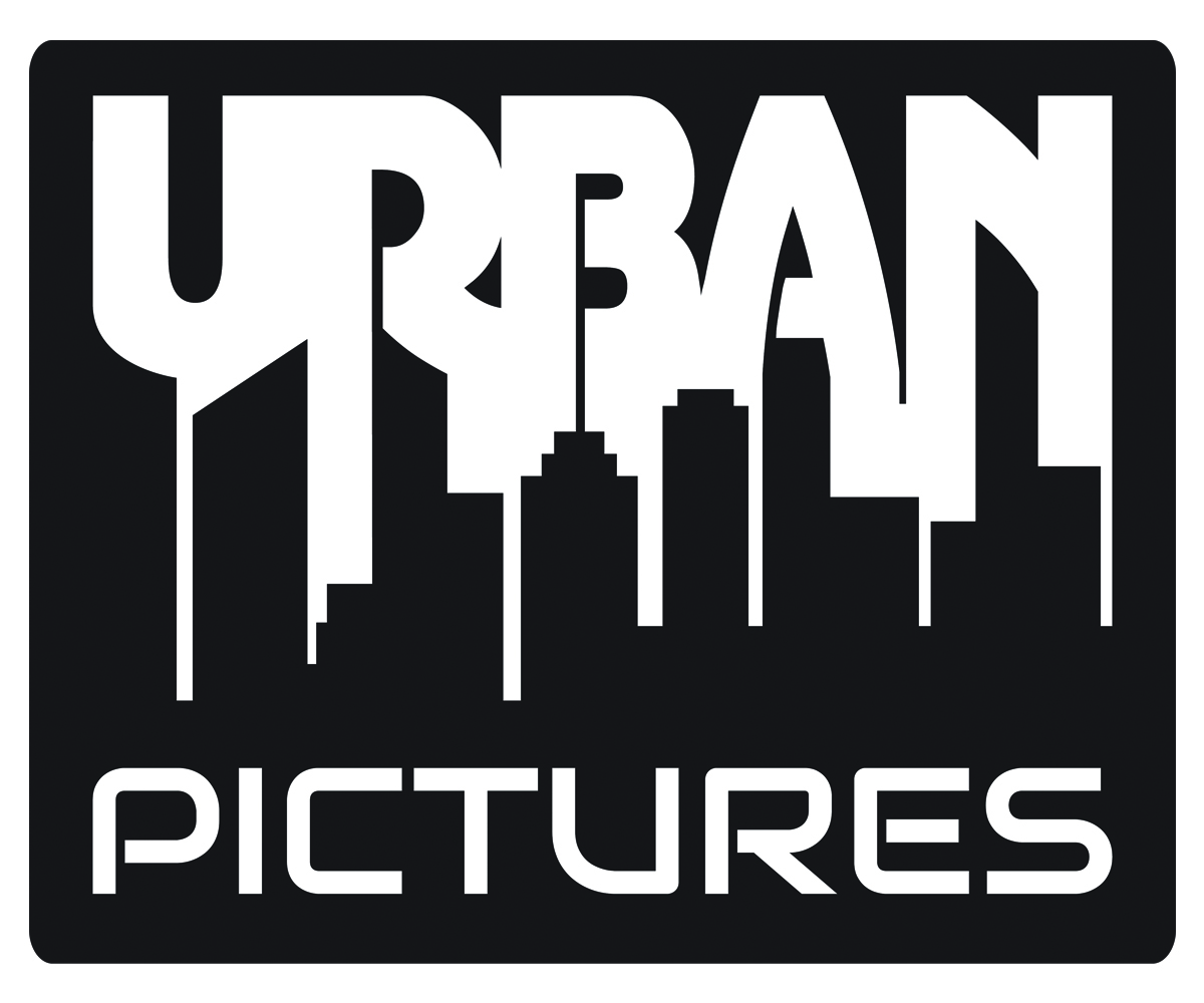 Urban Pictures Logo Design by Jamie Roberts