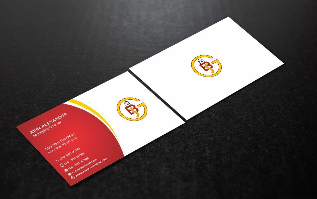 Elegant modern business card design for nitesh by business card design by xtremecreative45 for we need a very creative business card for a leading magicingreecefo Choice Image