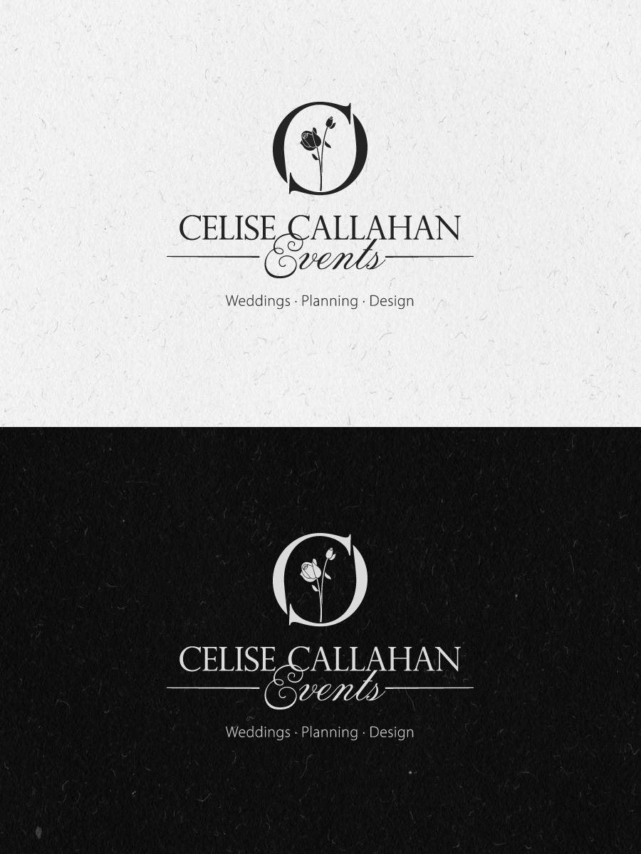 Modern Elegant Logo Design For Celise Callahan By
