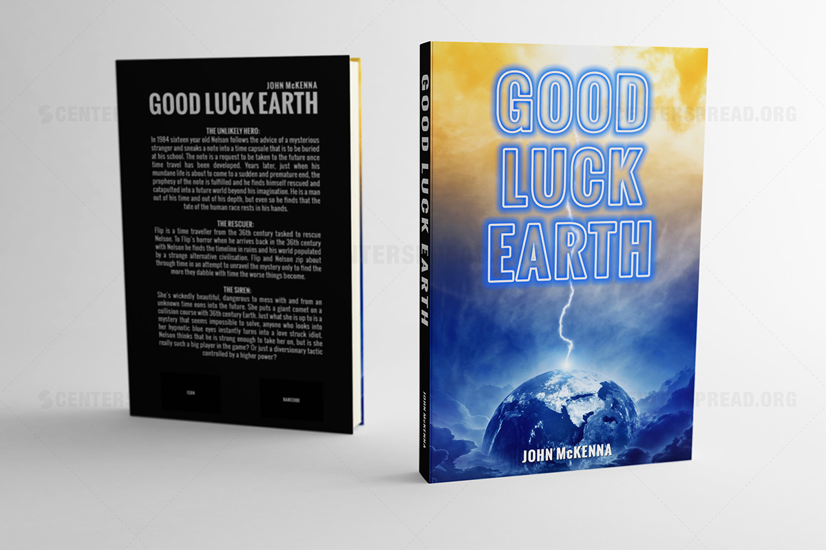 Book Cover Design Australia ~ Modern personable tattoo book cover design for a company