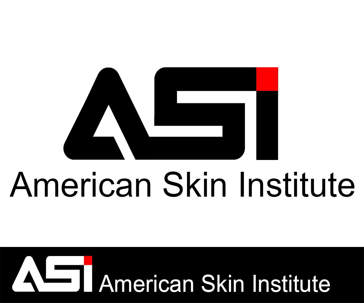 Upmarket modern plastic logo design for asi american skin logo design by mkr studios for this project design 1312395 reheart Images