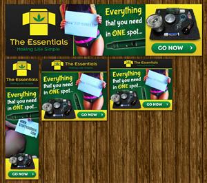 Banner Ad Design by Levardos - The Essentials