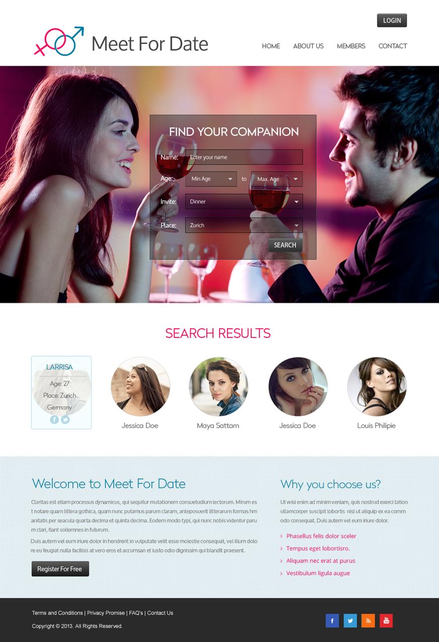 Eros website for dates