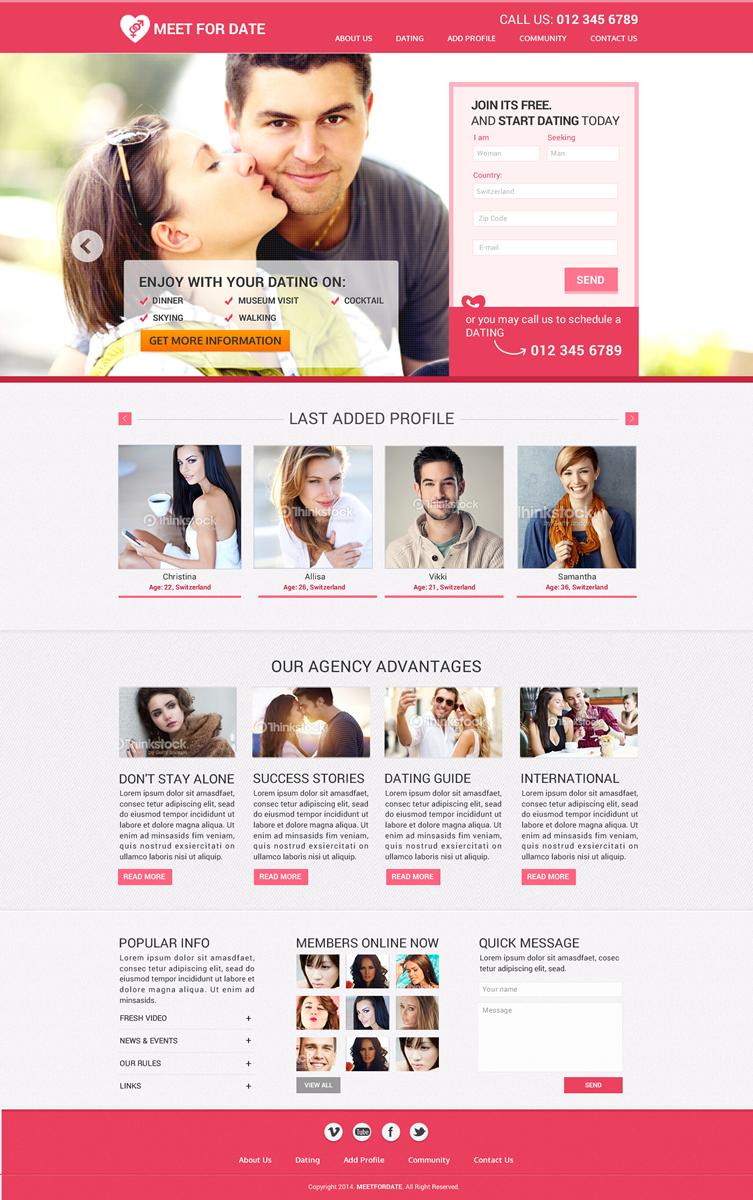 webdesign dating site sted baseret dating apps til iphone