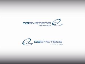 Logo Design by EdBrandon - OGSystems Logo Refresh