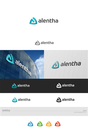 Logo Design by Solidus - Alentha Logo