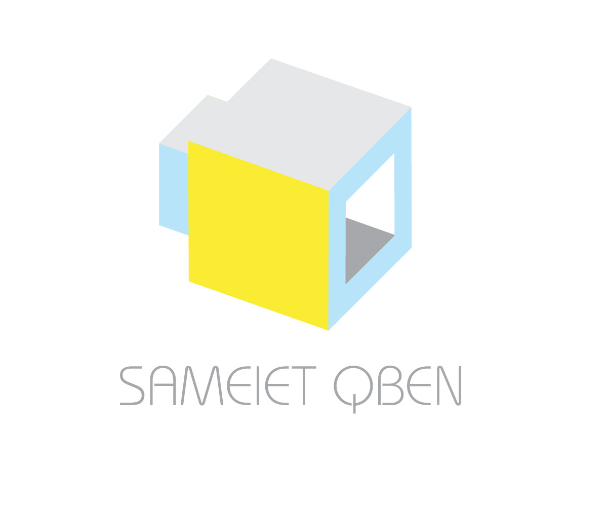 Modern professional building logo design for sameiet for Professional building designer