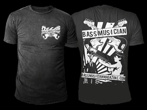 T-shirt Design by Black Planet - Music Inspired T-shirt Design Project for Bass ...