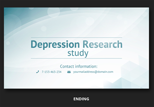 PowerPoint Design by Nishino Kana Fnatic - Patient Recruitment Presentation for a Clinical...