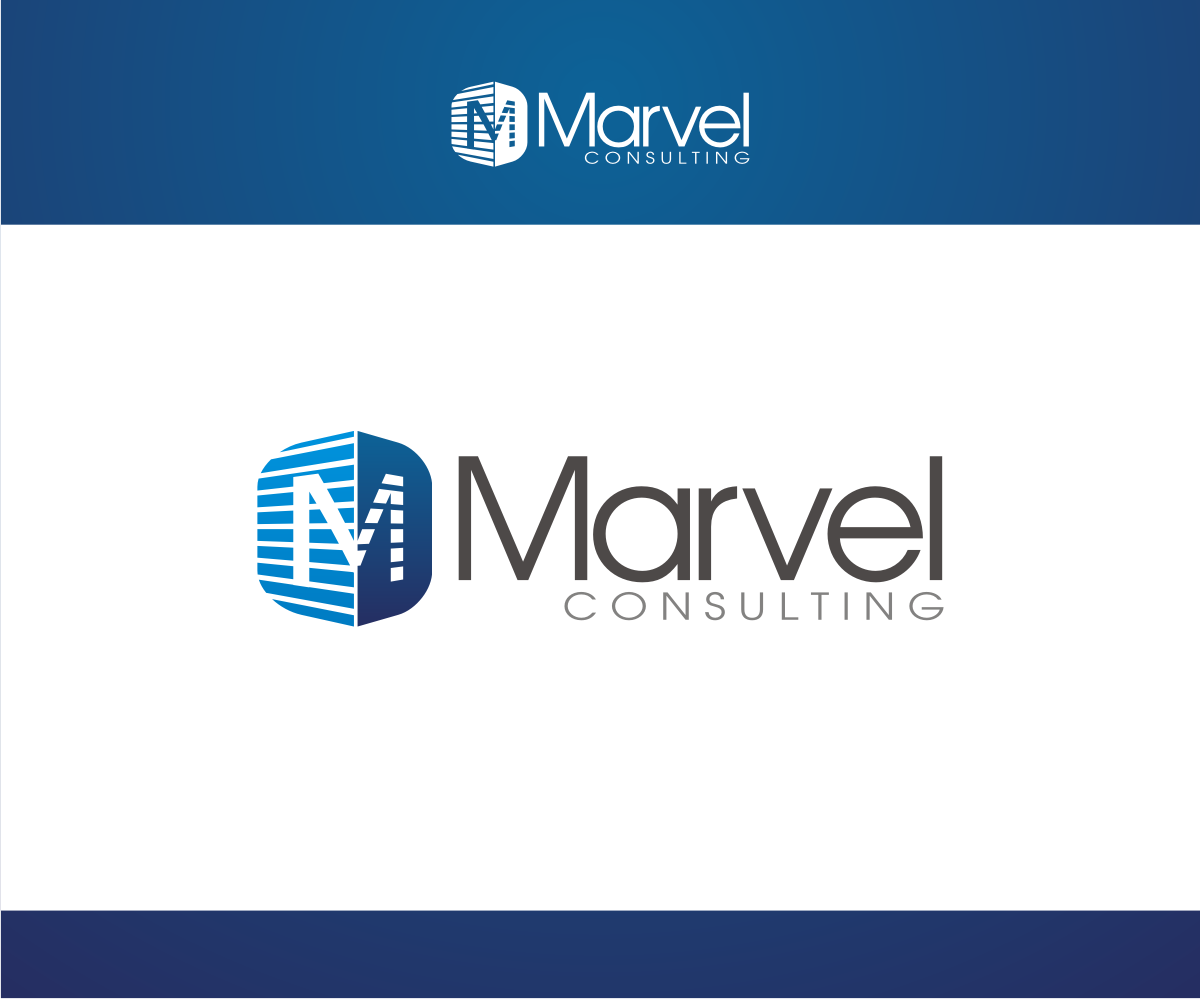 Professional conservative accounting logo design for for Consulting logo design