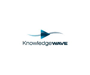 Logo Design by jack_pl - KnowledgeWave software training company logo de...