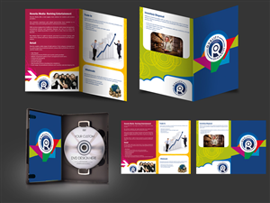 Brochure Design by digi_design - Media company needs a sales aid for customers a ...