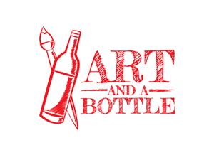 Logo Design by alex.ronin - BYOB Painting and Entertainment Establishment N...