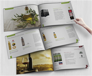 16 Professional Modern Food Store Catalogue Designs For A