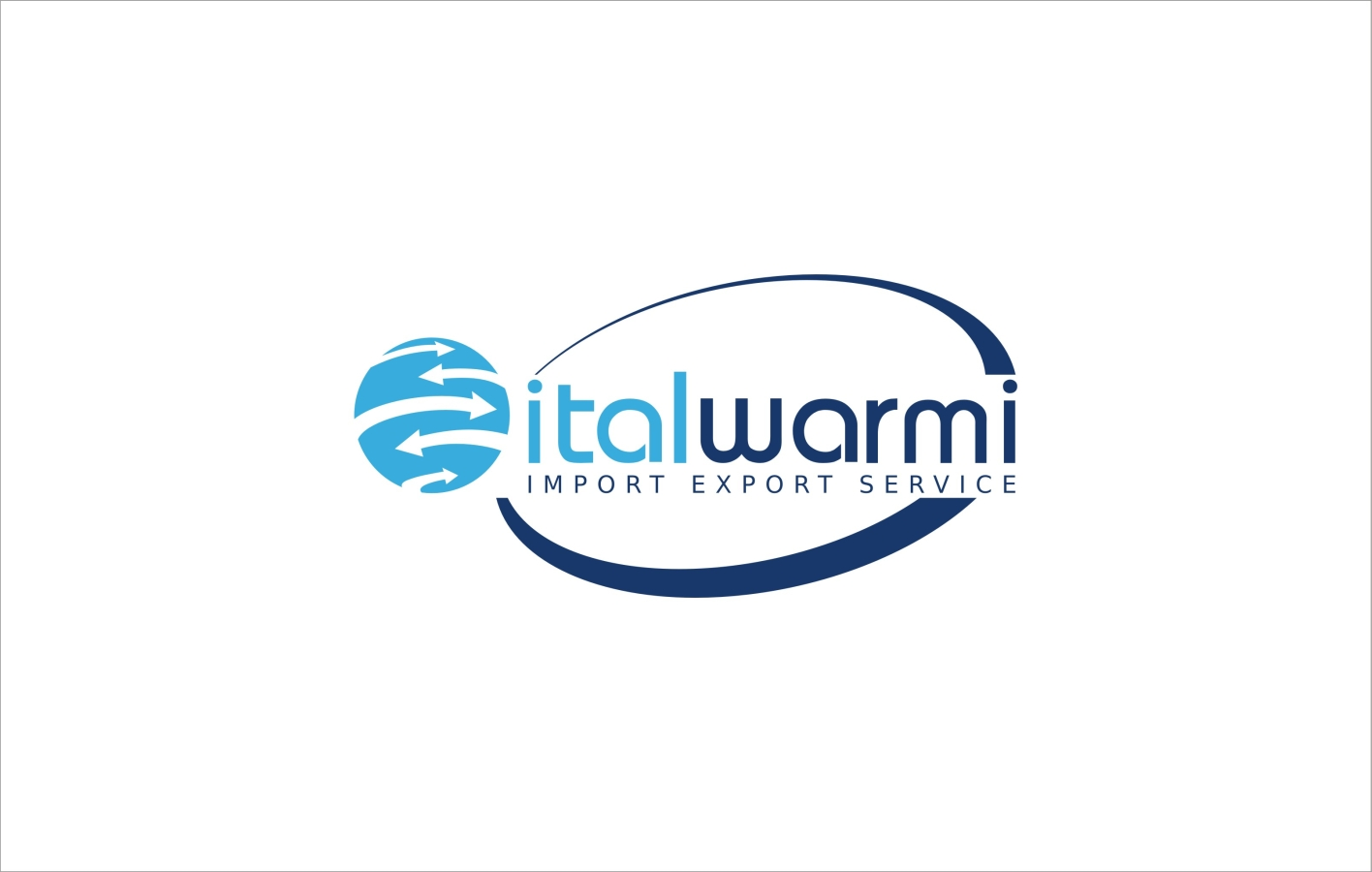 It company logo design for italwarmi by logoworld design for Design company