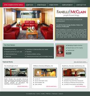 Medical Centre Website Design 188894