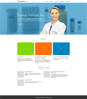 Doctor Web Design Galleries for Inspiration