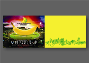 Logo Design by cb1318cb1318 - Melbourne goes bananas - up to 3 designs needed