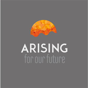Logo Design by Jon Saunders - Arising: For Our Future