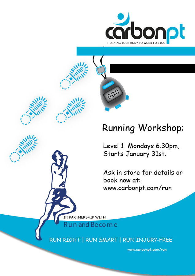 Character Design Course London : Bold playful training poster design for a company by