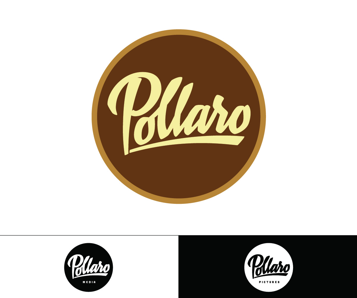 Traditional Serious Embroidery Logo Design For Pollaro By Mat21