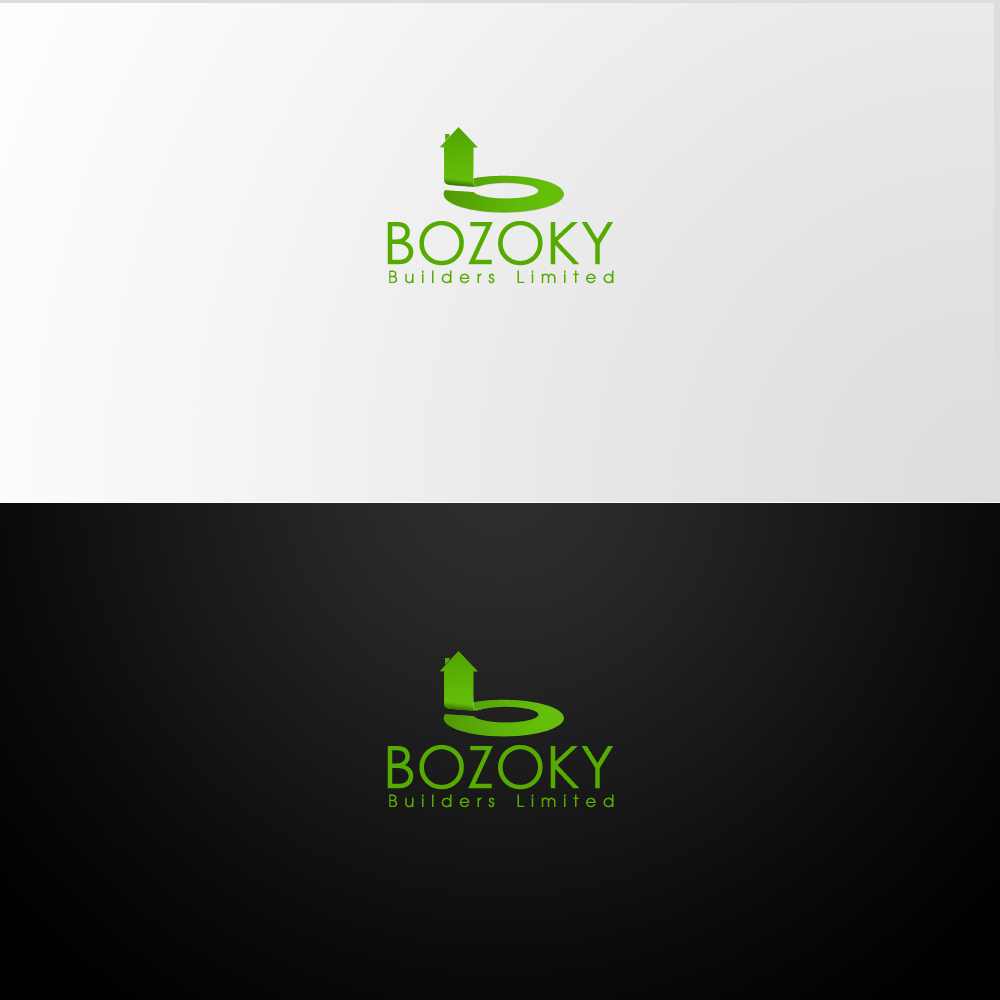 Logo Design by Naranbat Jargalsaikhan for logo design for Bozoky Builder - Design #4626