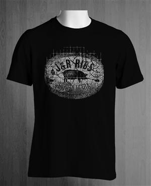 Ideas For T Shirt Designs tshirt design by sd web creation Restaurant Tshirt Design By Adrian