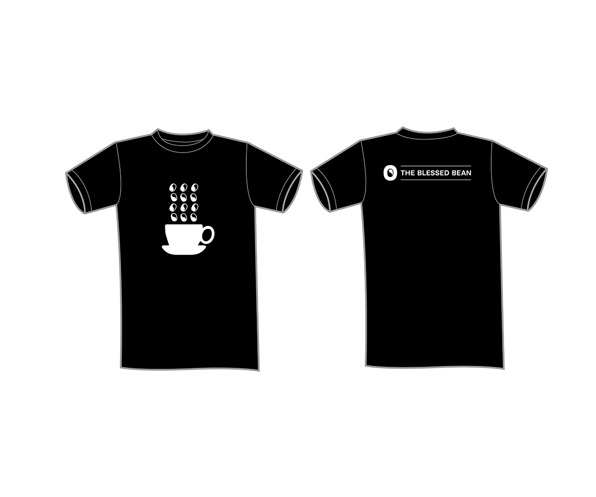 t shirt design design 4447490 submitted to specialty coffee roaster needs cool - White T Shirt Design Ideas