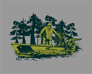 T-shirt Design by alpino - PRODRIVE OUTBOARDS