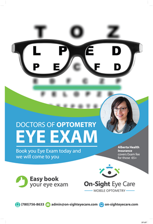 Brochure Design by  maira.design - Mobile Optometry needs descriptive brochure and ...