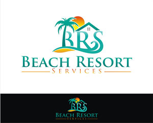 Logo Design by hih7 - Property Managment Co. - Beach House Vacation R...