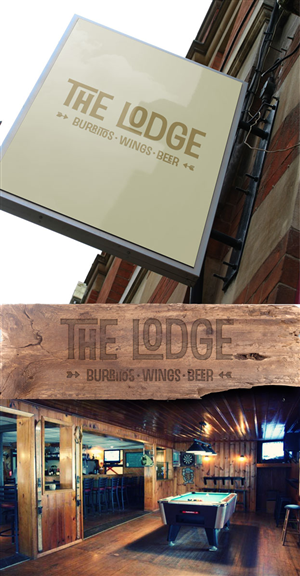 Logo Design by betiobca - The Lodge