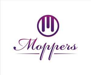Logo Design by R I D - Moppers