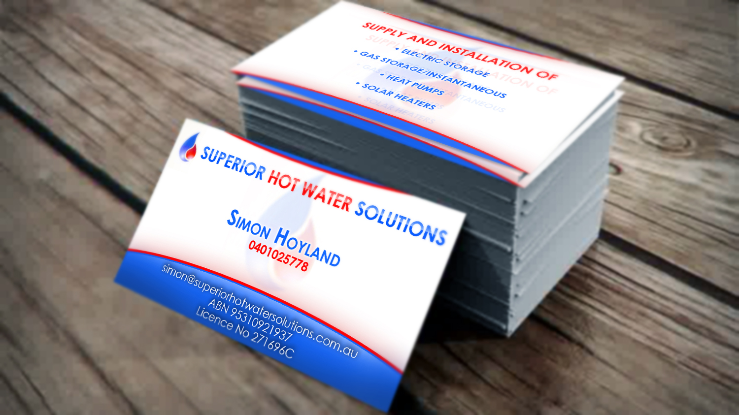 Business Business Card Design for a Company by fastabiqu | Design ...